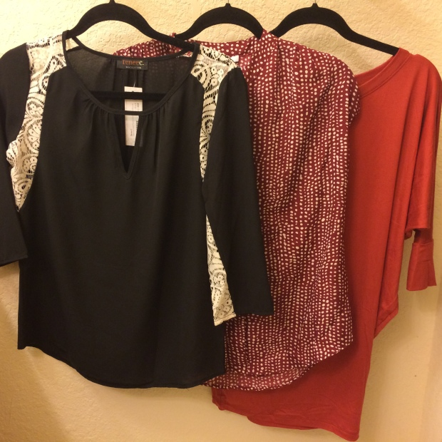 October 2014 Stitch Fix