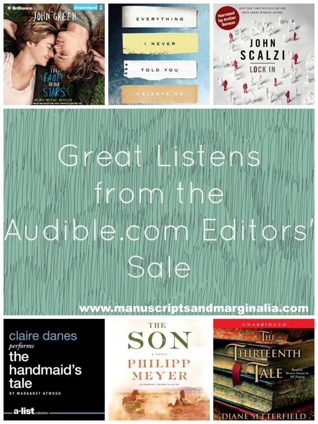 audible editors sale